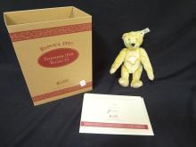 Steiff Bear Replica 1997 Teddy Bar 1948 Blond 25