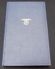 1927 Hitler's Mein Kampf Original German Book, Great Condition