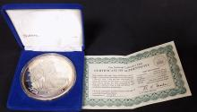 1995 One-Half Pound Silver .999 Eagle Collectible Coin from National Collector's Mint