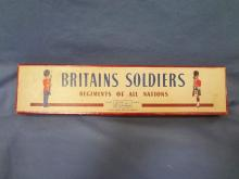 Britains Soldiers Regiments of All Nations Lead Toy Soldiers Fort Henry #2148