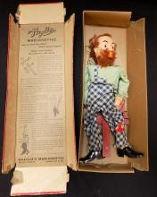 Hazelle's Marionette no 806 Hillbilly Airplane Control Puppet