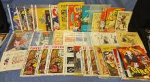 Large group of Various Circus Programs 1927-1999