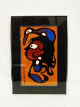 Native American & Fine Art Etchings Engravings & Eclectic Collectibles