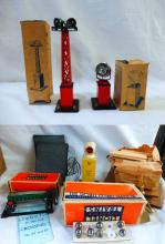 Pre-War Lionel & Marx Train Accessories