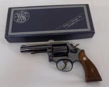 Smith & Wesson Model 10-6 Revolver .38 Special