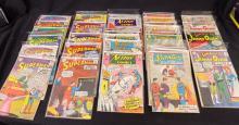 1960's 12c Comic Books Superman, Action Comics, Adventure Comics, Jimmy Olsen