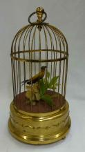 Karl Griesbaum Germany Singing Bird Automaton