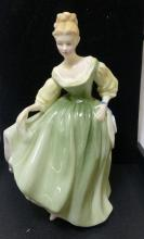 Royal Doulton Limited Edition Fair Lady HN 2193