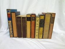 Heritage Press Book Lot (10) Bronte, Austen, Hardy, Dickens, others