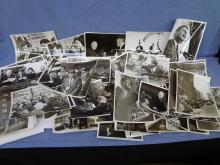 Large Group of Reprint John F. Kennedy Campaign Photographs