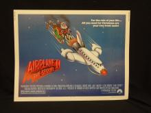 Airplane: The Sequel Paramount Promotional Movie Poster