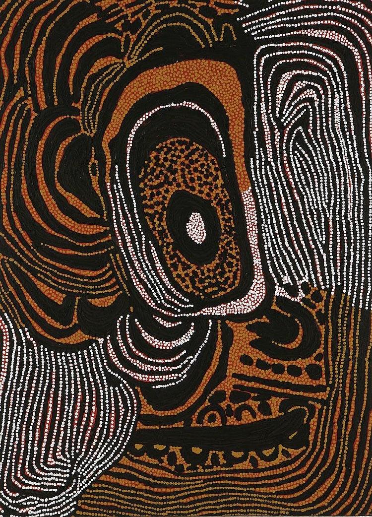 Nyurapayia Nampitjinpa (dite «Mrs Bennett»)