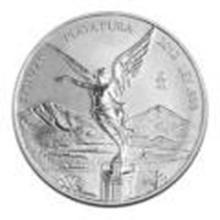 Mexican Silver Libertad 2 Ounce 2012 #27541v2