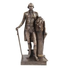 George Washington Cold Cast Bronze Statue #71257v2