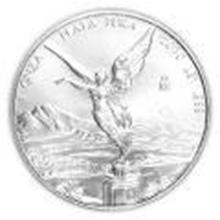 2010 1 oz Mexican Silver Libertad #27532v2