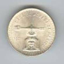 Mexico 1 onza silver, 1978-1980, #27540v2