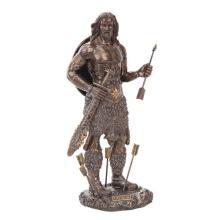 Baldur Cold Cast Bronze Statue #71193v2