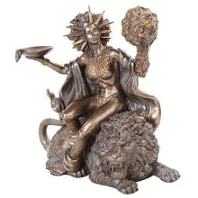 Rhea Cold Cast Bronze Statue #71191v2