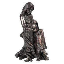 Bronze Mother Statue Cold Cast Bronze Statue #71265v2