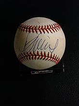 Ichiro Suzuki Autographed Rawlings Official