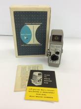 Vintage Bell & Howell 8mm Movie Camera With