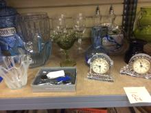 Selection Of Art Glass & More