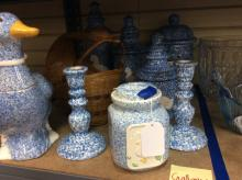 Selection Of Canisters & More