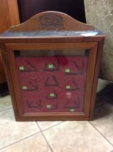 Case Knife Display Cabinet