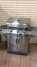 Commercial infrared char broil stainless steel