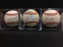 AUTOGRAPHED SPORTS MEMORABILIA AUCTION 7/5 AT 2 PM!
