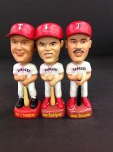 Texas Rangers 1999 S.A.M., Ivan Rodriguez & Juan