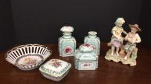 Antique Porcelain Items