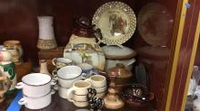 Selection Of Porcelain items And More