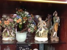 Porcelain Figures & More
