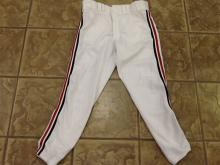 Texas Rangers Pants-Parkman Said to be Game Used