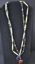 Zuni Fetish Necklaces