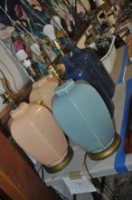 Ceramic Lamp Collection