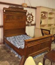Victorian Renaissance Full Size Bed