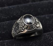 National Rifle Association Man's Ring