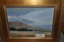 Ken Austen Painting