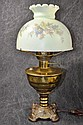 Brass Fluid Lamp Conversion