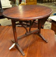 Diminutive Tilt Top Table