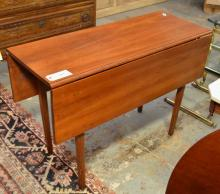 Rural Drop Leaf Table