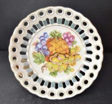 Porcelain Fruit Compote