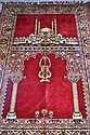 Silk Prayer Rug