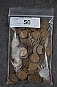 Wheat Pennies, 200 Pieces