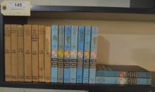 16 Hardy Boys Books