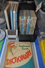 70's + 80's Dr. Seuss Charles Schultz Books