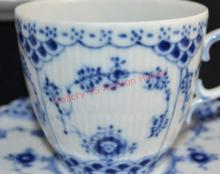 Royal Copenhagen Blue Lace-Closed
