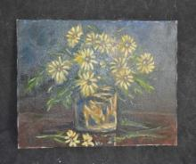 Floral Still Life by Jack Eckner